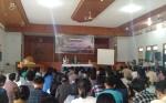 Komunitas Mahasiswa Katolik Palangka Raya Pererat Persaudaraan Lewat Camping Rohani