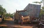 Ini Kronologi Kemacetan Panjang di Desa Mintin Pulang Pisau