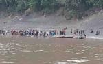 Pelajar di Kelurahan Muara Laung I Hilang Tenggelam di Sungai Barito