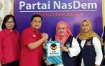 Ketua DPW Nasdem Kalteng Sebut Pendaftaran Asdy Narang di Pilkada 2020 Spesial