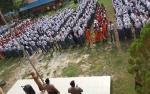 Blusukan ke Sekolah, Personel Polsek Pahandut Minta Pelajar Jangan Terprovokasi dan Ikut Demonstrasi