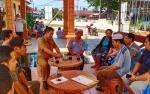 Penertiban Pedagang Kaki Lima di Pulang Pisau Diwarnai Aksi Adu Mulut