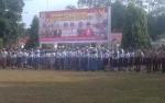 Bupati Barito Timur Pimpin Upacara Peringatan Hari Kesaktian Pancasila