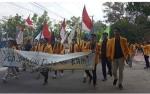 DPRD Kobar Segera Sampaikan Aspirasi Aliansi Mahasiswa ke DPRD Kalteng dan DPR RI