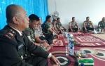 Kapolres Sukamara: Silaturahmi TNI dan Polri Harus Berlanjut