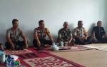 Silaturahmi Polres Sukamara dan Koramil Tingkatkan Hubungan Baik Antara Polri - TNI