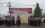 150 Personil Polres Barito Selatan Bergeser Kawal Pendistribusian Logistik Pilkades Serentak