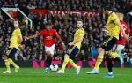 Manchester United - Arsenal Berakhir Imbang di Old Trafford