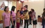 Bupati Gunung Mas Luncurkan Bantuan Pangan Non Tunai di GPU Tampung Penyang