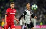 Juventus Memang Atas Leverkusen 3-0