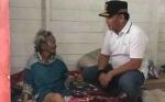 Nenek Santinet Menolak Tawaran untuk Tinggal di Rumah Gubernur Kalteng
