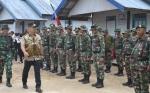 Eddy Raya Samsuri Sebut TMMD Bantu Wujudkan Visi Barito Selatan Mantap