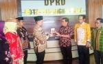 Komisi III DPRD Kota Baru Tertarik dengan Regulasi Rencana Tata Ruang Palangka Raya