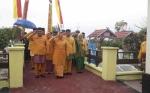 Gerimis Sempat Warnai Suasana Ziarah ke Makam Pendiri Kotawaringin Barat