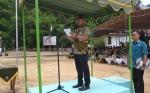 Bupati Barito Selatan Perintahkan Jajarannya Berperan Aktif Sukseskan TMMD ke - 106