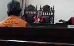 Penganiaya Adik Ipar Terancam 6 Bulan Penjara