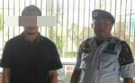 Sembunyikan Sabu di Atas Pintu Namun Tetap Ketahuan Polisi