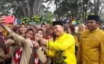 Sapa Pelajar, Gubernur Inginkan Generasi Kalteng Unggul Dalam Prestasi
