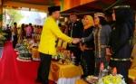 Wakil Bupati Pulang Pisau Hadiri Upacara Peringatan HUT ke 60 Kabupaten Kotawaringin Barat