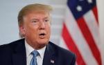 Trump Ancam Putus Hubungan dengan Cina karena Virus Corona