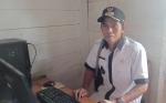 Kepala Desa Bintang Ara Sebut TMMD Wujud Nyata Aksi Pemerintah dan TNI Realisasikan Keinginan Masyarakat