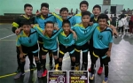 Tim Futsal MTsN 1 Kapuas Raih Prestasi pada Turnamen Tingkat Pelajar se Kalteng