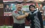 Kabid Humas Polda Kalteng Sampaikan Kemitraan dengan Media Harus Dijaga dan Dipelihara