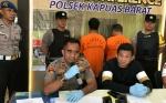 Kapolsek Kapuas Barat Tegaskan tidak Ada Tempat bagi Para Pelaku Premanisme di Wilayah Hukumnya