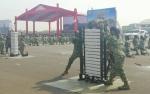Panglima TNI Tinjau Kesiapan HUT Ke-74 TNI