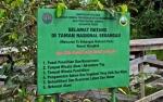 Taman Nasional Sebangau Sudah Aman dari Karhutla