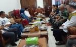 Gubernur Kalteng Bahas Beberapa Hal terkait Pembangunan Saat Kunjungan Kerja ke Sukamara