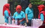 Pemberantasan Sarang Nyamuk Tekan dan Kendalikan Demam Berdarah Dengue