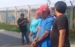 Polisi Bekuk Dua Terduga Pengedar Sabu di Palangka Raya