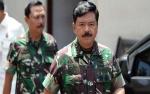 TNI Tampilkan Pesawat Tanpa Awak di HUT ke 74
