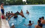 PRSI Kapuas Harapkan Ada Sarana Kolam Renang untuk Latihan Atlet