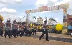 Polisi Cilik Meriahkan Pembukaan Kobar Expo 2019