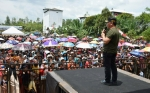 Gubernur Kalteng Hadiri Penutupan Festival Budaya Seratus Riam di Rantau Pulut