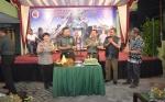 Perayaan HUT TNI di Kodim 0831/Surabaya Timur Berlangsung Khidmat