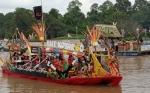 Rangkaian Festival Batang Arut HUT Kobar, Digelar Lomba Kelotok Hias