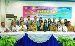 Penyiar dan Reporter LPPL Radio H2FM Ikuti Bimtek di LPP RRI Palangka Raya