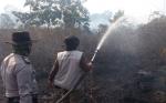 Hotspot akibatKarhutla di Provinsi Kalimantan Tengah Menurun Drastis