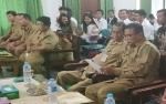 Plt Asisten III Pulang Pisau Buka Pelatihan Tata Kelola Destinasi Pariwisata