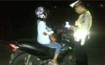 Sejumlah Pengendara di Palangka Raya Ditindak Karena Ketiadaan Surat Kendaraan