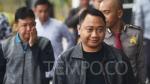 OTT Bupati Lampung Utara Seret 6 Orang Jadi Tersangka