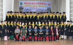 Akademi Keperawatan Kapuas Wisuda 101 Mahasiswa