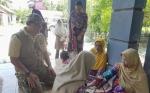 Warga Marang Antusias Cek Kesehatan Pascabencana Kabut Asap