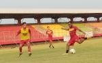 Pelatih Kalteng Putra Gomes de Oliveira Asah Kecepatan dan Finishing Touch