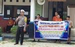 Satlantas Polres Gunung Mas Laksanakan Kegiatan Police Goes To School ke SMPN 1 Kurun