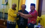 Sugianto - Habib Daftar ke Golkar Maju Pilkada Kalteng