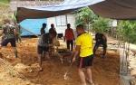 Menelisik Semangat Warga Desa Bintang Ara Bantu TNI Bangun Musala di Kegiatan TMMD